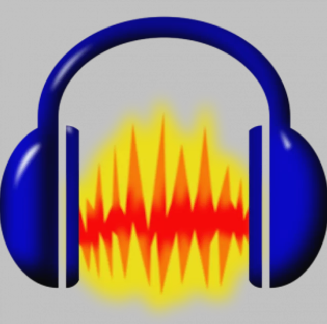 10 Best Recording Software for Podcasting AUDACITY sample