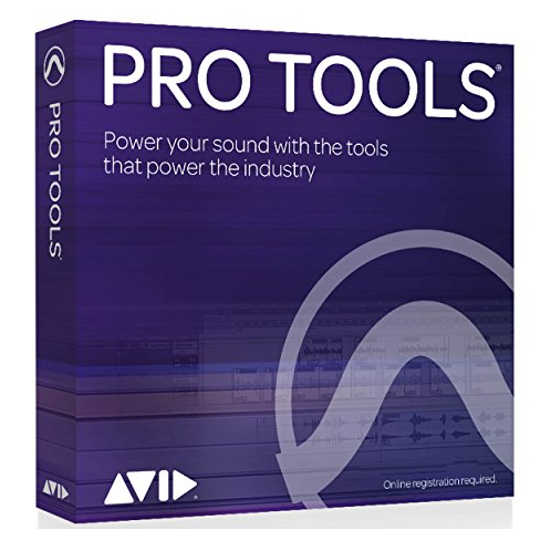 10 Best Recording Software for Podcasting AVID PRO TOOLS sample