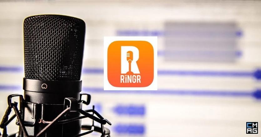 10 Best Recording Software for Podcasting RINGR sample