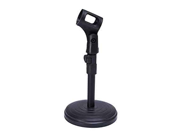 Best Mixers, Boom Stands, Sound Proofing for Podcasting Mudder sample