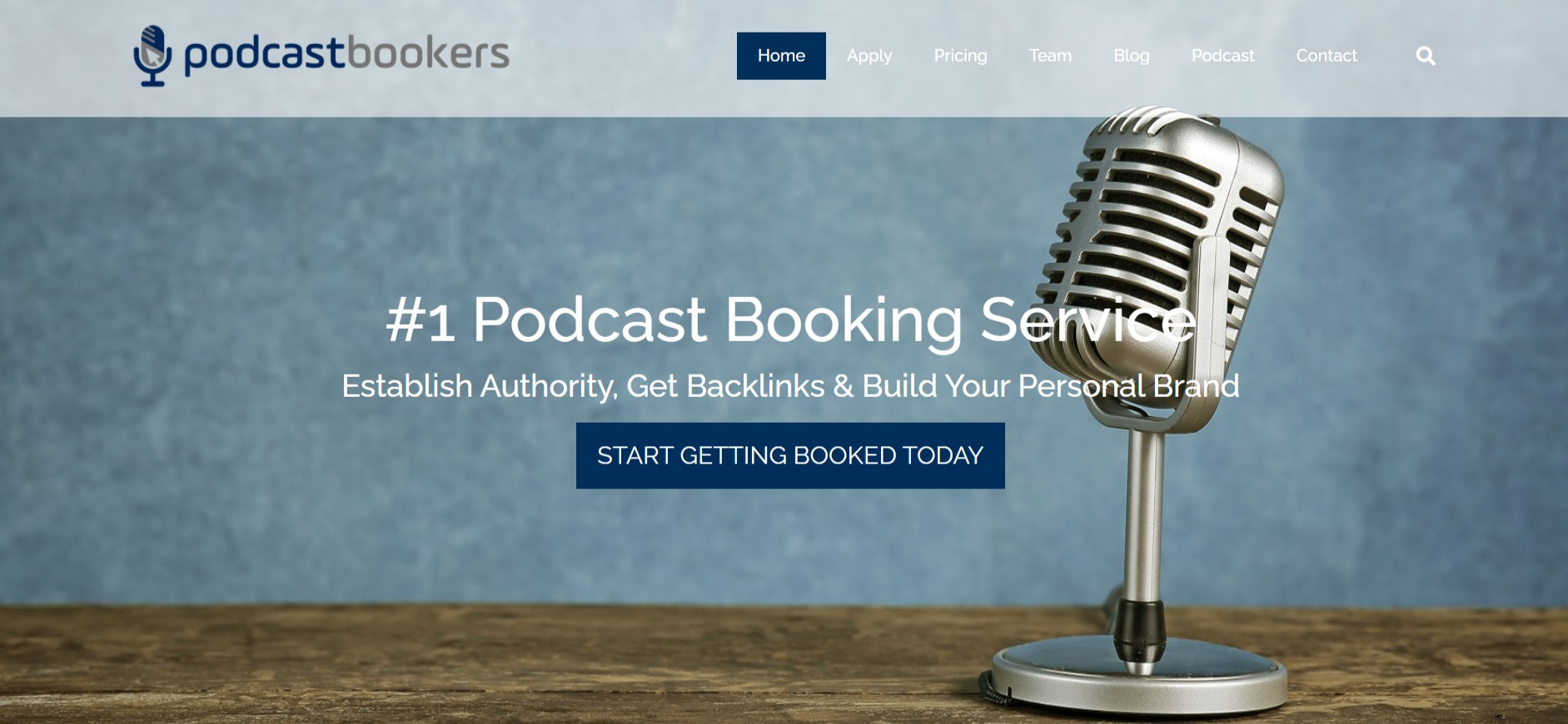 Podcast Bookers Connect How to-Get Booked as a Guest on a Podcast